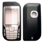 Výměnný kryt pro Nokia 6670 - neoriginální - černý