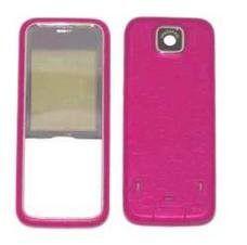 Výměnný kryt pro Nokia 7310 - neoriginální - růžový Global Technology