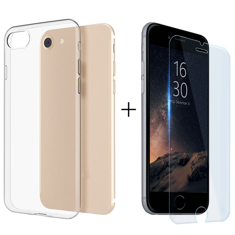Pouzdro na Samsung A520 A5 2017 - GLASS+CASE 2in1 SET Jelly Case 275ffba3e00