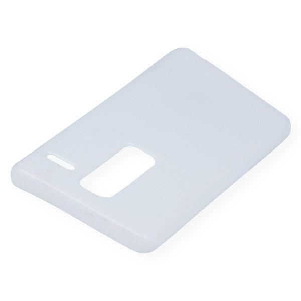 0b05dfe56d40 Pouzdro na LG Zero   Class H650e - gel - bílé Jelly Case