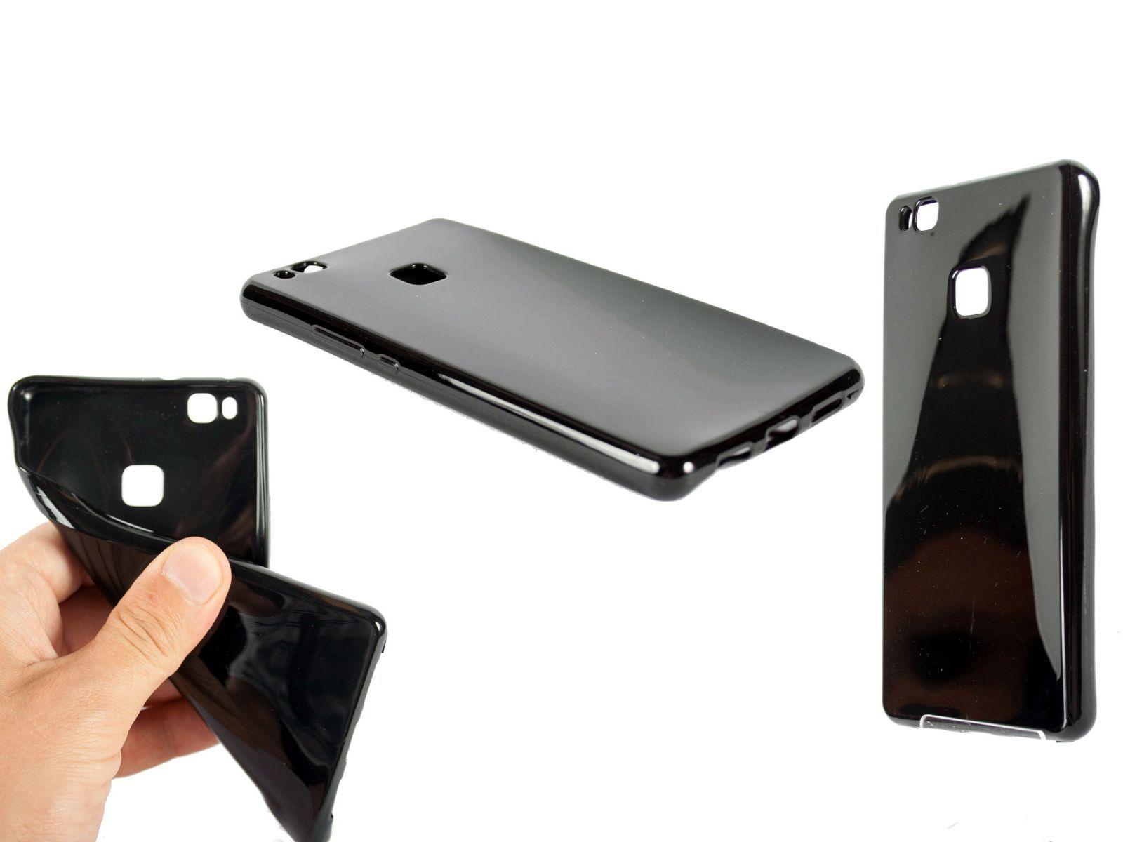 Pouzdro na Lenovo P1m - Jelly case - černé GreenGo