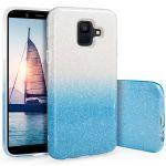 Pouzdro Blink Case pro Samsung A600 A6 2018 Ombre modré