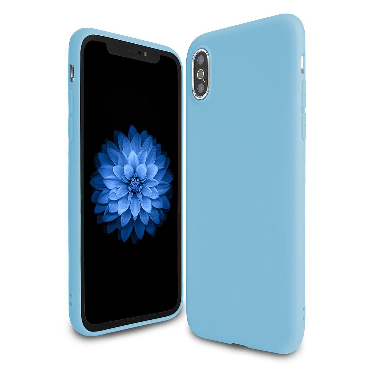 Jelly Case na Xiaomi Redmi 6A Pudding modré