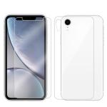 Premium Tempered Glass pro iPhone XS Max - 1000000251920 - přední / zadní - čiré