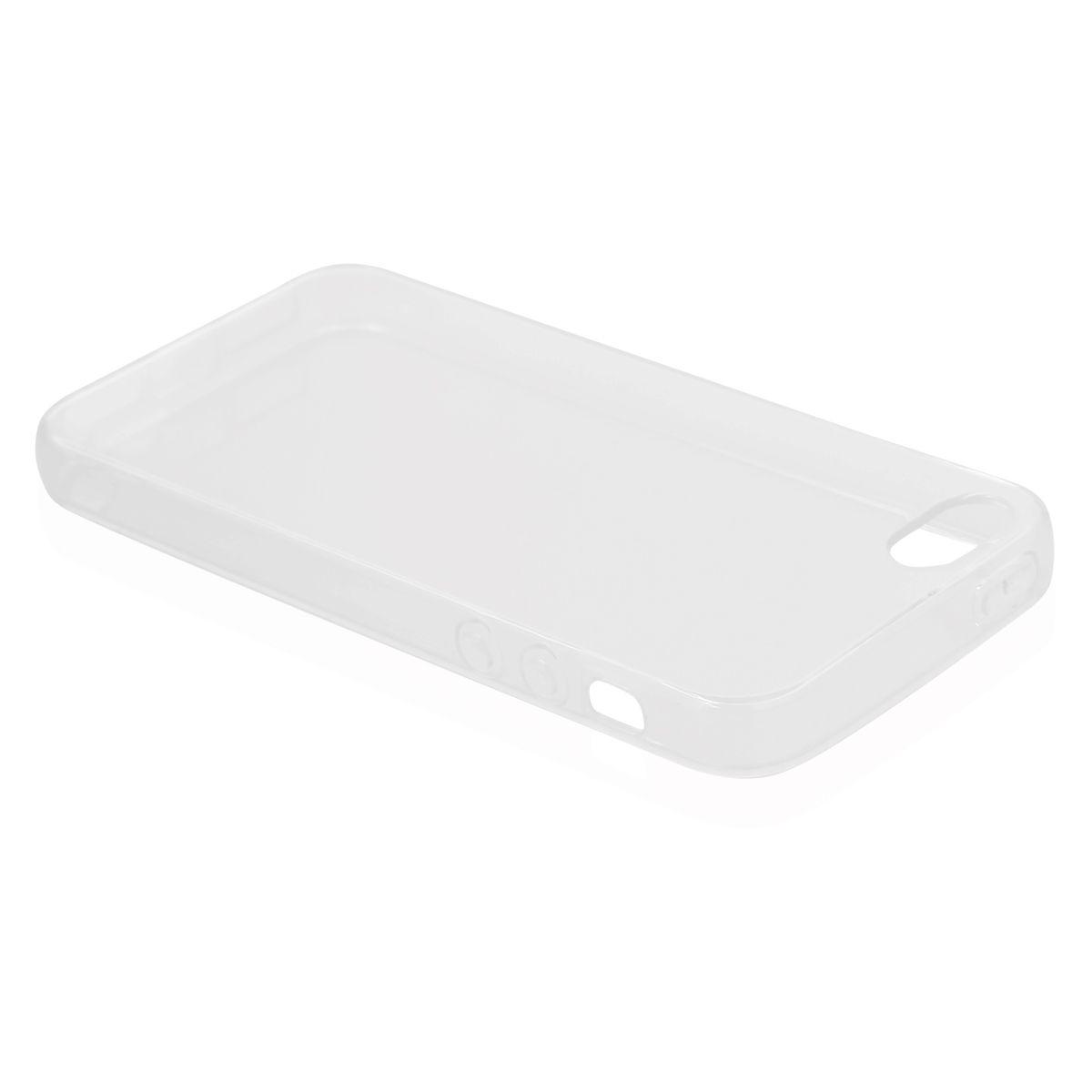 Pouzdro Jelly Case na iPhone 5 / 5s čiré