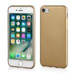 Pouzdro na iPhone 7 - zadní kryt iGEL zlaté