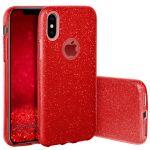 Pouzdro Blink Case pro iPhone X / XS červené