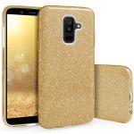Pouzdro Blink Case pro Samsung A6+ A605 2018 zlaté