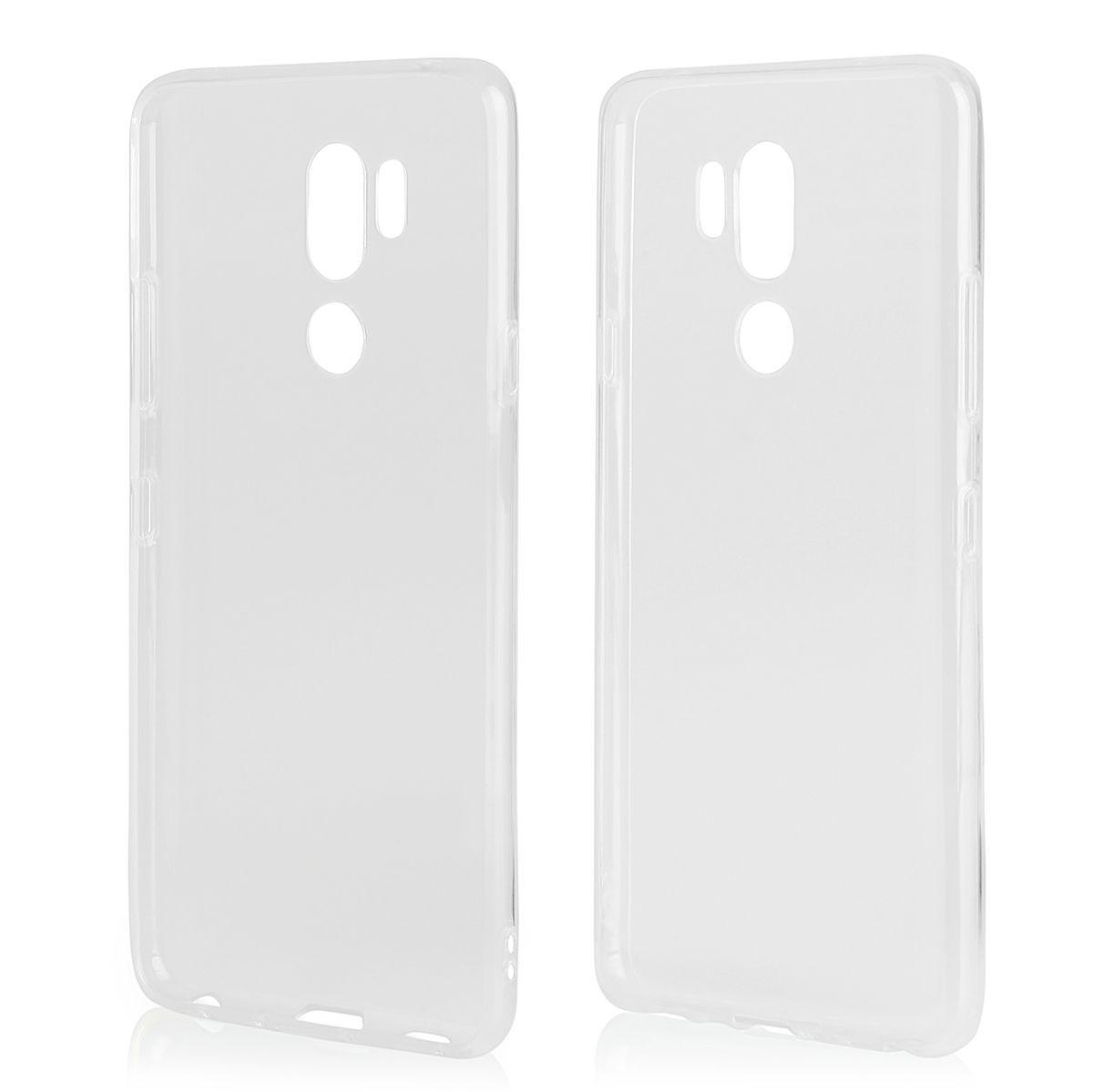 Pouzdro Jelly Case na LG G7 - 0,3mm - čiré