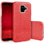 Pouzdro Blink Case pro Samsung J4+ 2018 červené