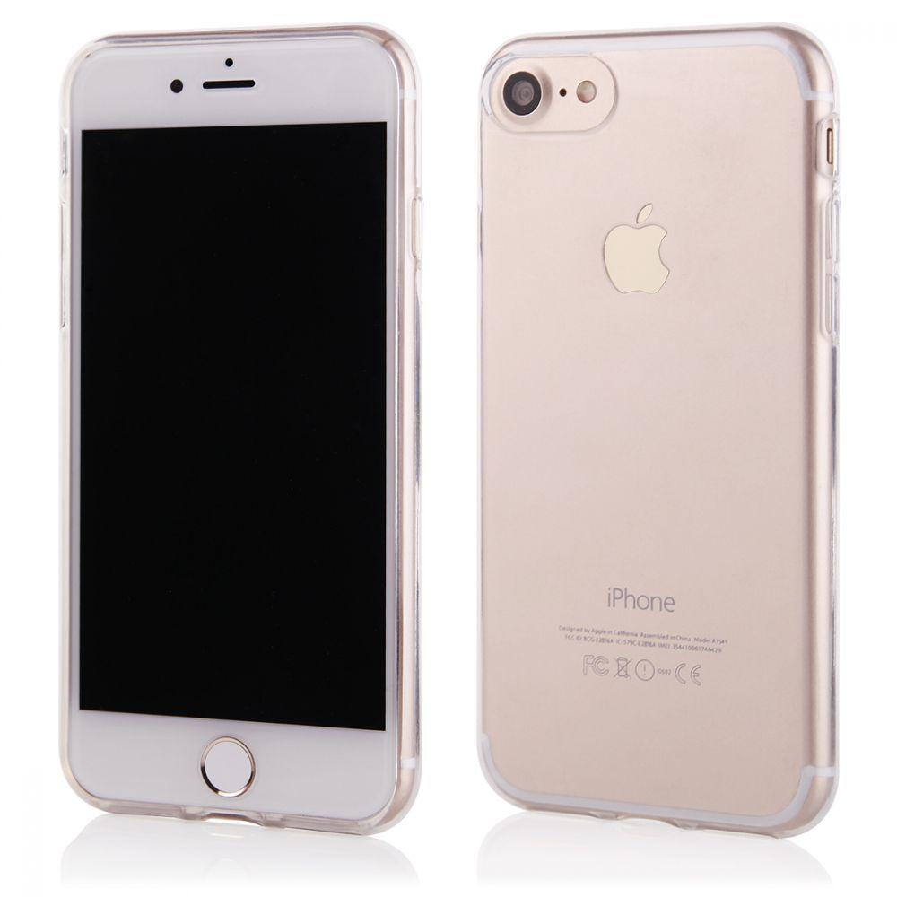 Pouzdro Jelly Case na iPhone 7 / 8 - 0,5mm - čiré