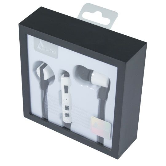 HF sluchátka ACURA CU1020 černá ZES000094