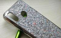 Pouzdro Blink Case pro Huawei P20 Lite stříbrný briliant