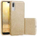 Pouzdro Blink Case pro Huawei P20 zlaté