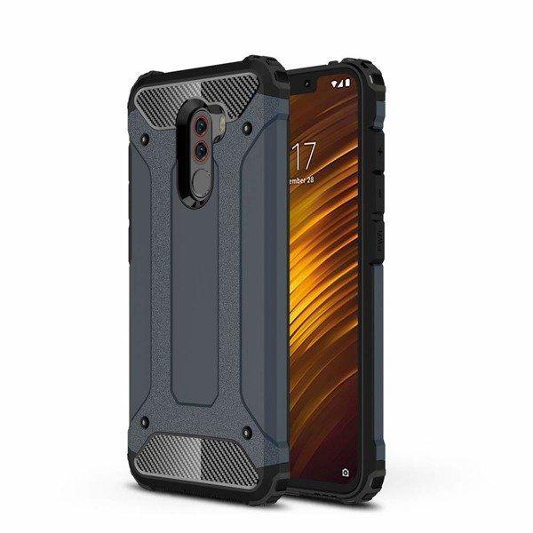 Pouzdro Hybrid Armor na Xiaomi Pocophone F1 granátové