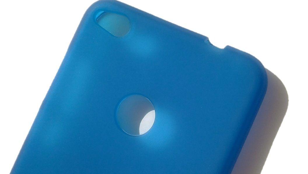 Pouzdro Jelly Case na Huawei P8 / P9 Lite 2017 - Matt - modré
