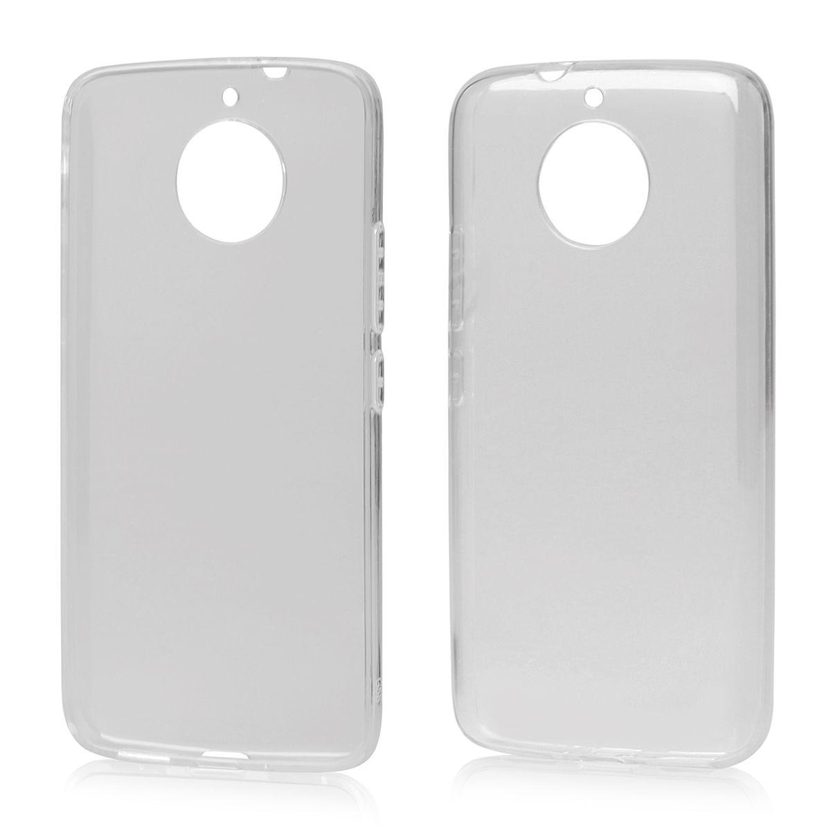Pouzdro Jelly Case pro Mototrola Moto G5S čiré