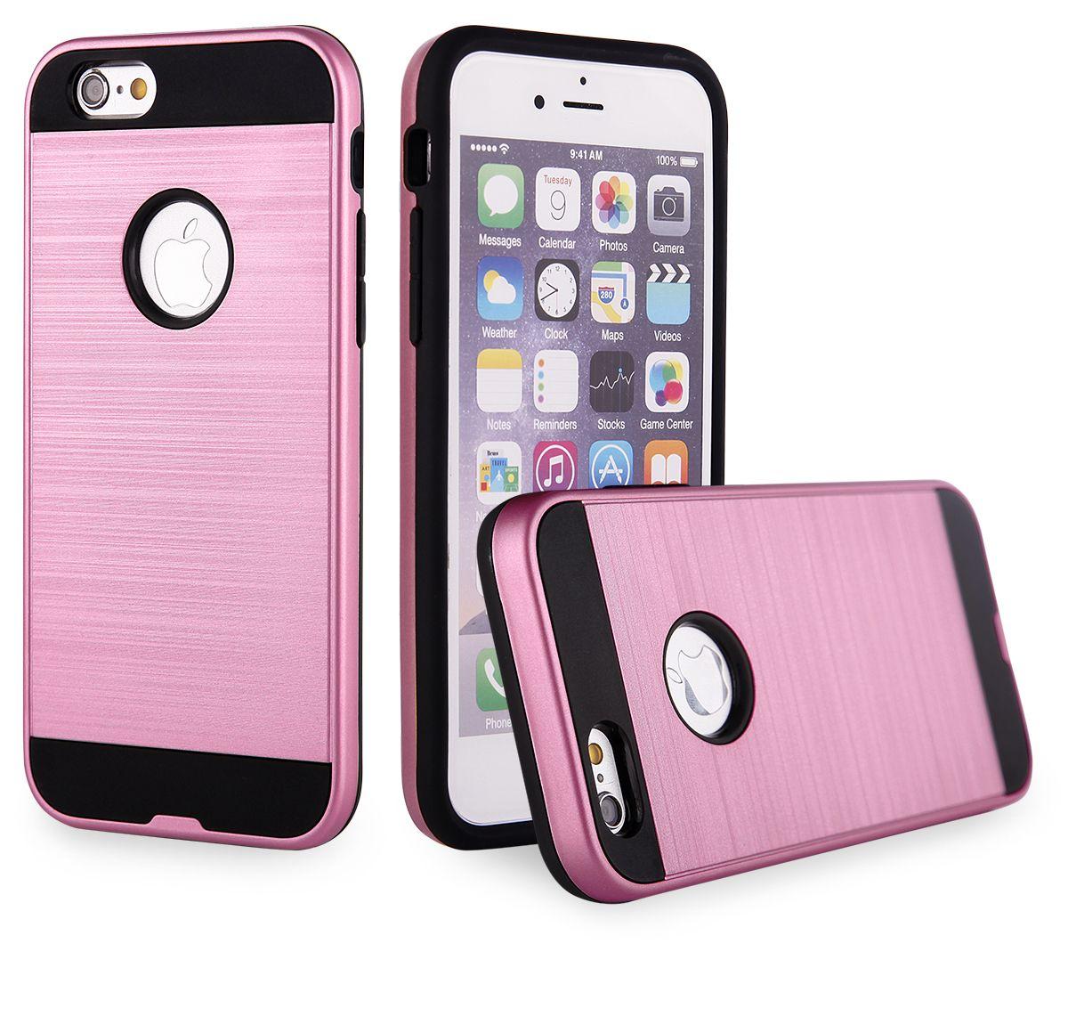 """Pouzdro na iPhone 6/6s 4.7"""" - MOTOMO - růžové"""