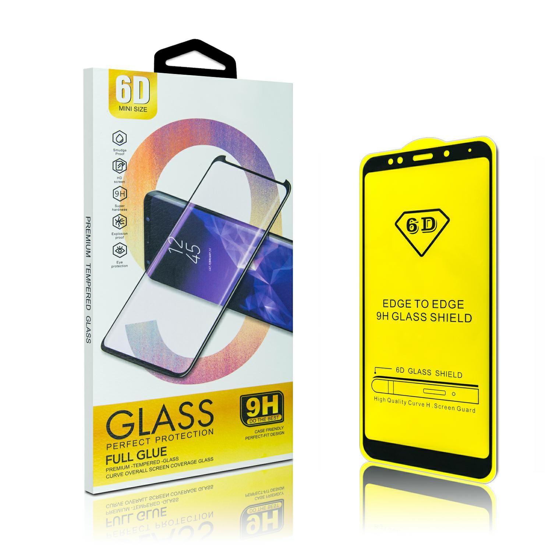 6D Mini Size Tvrzené sklo pro Samsung A20e černé