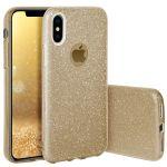 Pouzdro Blink Case pro Huawei P Smart 2019 zlaté