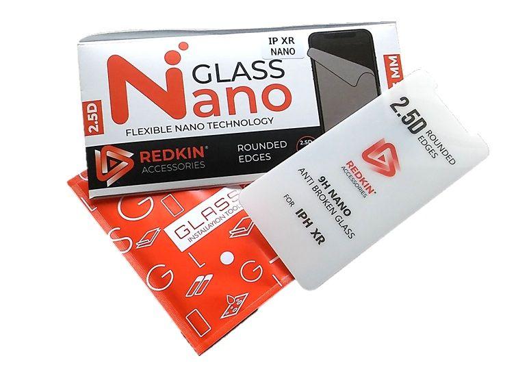 Nano sklo Redkin pro iPhone XR - čiré