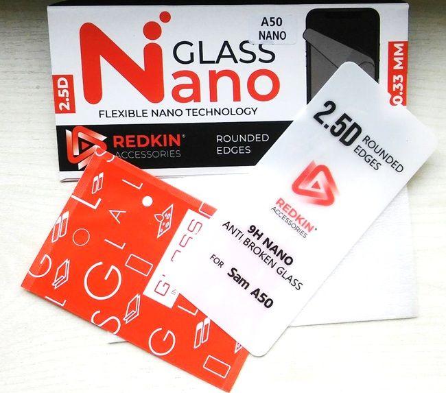 Nano sklo Redkin pro Samsung A50 A505 - čiré
