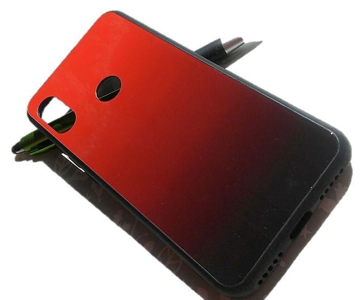 Pouzdro Back Case na Xiaomi MI A2 Lite / Redmi 6 PRO - Aurora - červené