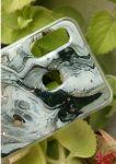 Pouzdro Blink Case Mramor pro Samsung A20e - šedé