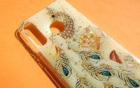 Pouzdro Blink Case Paw pro Huawei P30 Lite - zlaté