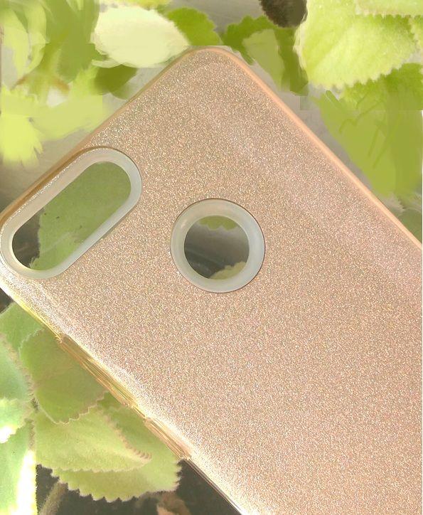 Pouzdro Blink Case pro Huawei P Smart - zlaté