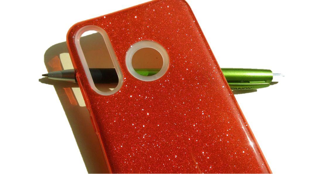 Pouzdro Blink Case pro Huawei P30 Lite červené