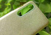 Pouzdro Blink Case pro Huawei P30 zlaté