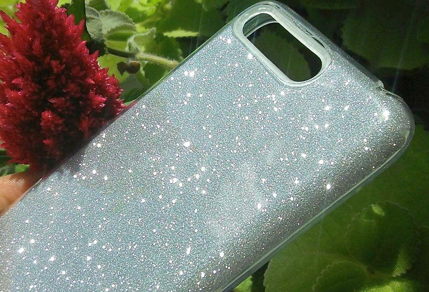 Pouzdro Blink Case pro Huawei Y6 2018 stříbrné