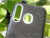 Pouzdro Blink Case pro Samsung A20 / A30 černé