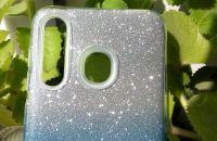 Pouzdro Blink Case pro Samsung A20 / A30 Ombre modré