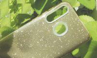 Pouzdro Blink Case pro Samsung A20 / A30 zlaté