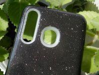 Pouzdro Blink Case pro Samsung A40 černé