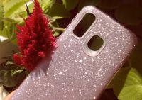 Pouzdro Blink Case pro Samsung A40 růžové