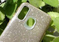 Pouzdro Blink Case pro Samsung A40 zlaté