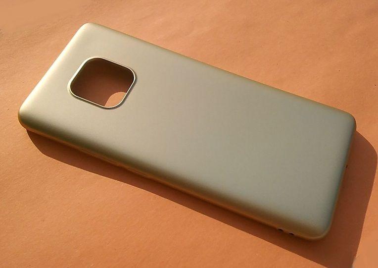 Pouzdro Brio Case na Huawei Mate 20 PRO - zlaté