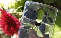 Pouzdro Goospery Mercury Jelly na LG G4 - čiré