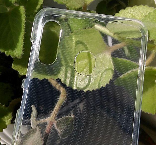 Pouzdro Goospery Mercury Jelly na Samsung A30 A305 čiré