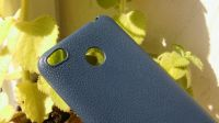 Pouzdro Jelly Case kůže na Xiaomi Redmi 4X - modré