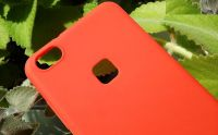 Pouzdro Jelly Case na Huawei P10 Lite - Matt - červené