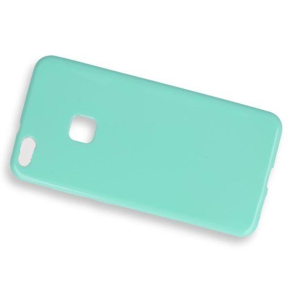 Pouzdro Jelly Case na Huawei P10 Lite - Matt - tyrkysové