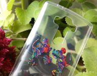 Pouzdro Jelly Case na LG G4 (H815) - Vzor 4 - čiré