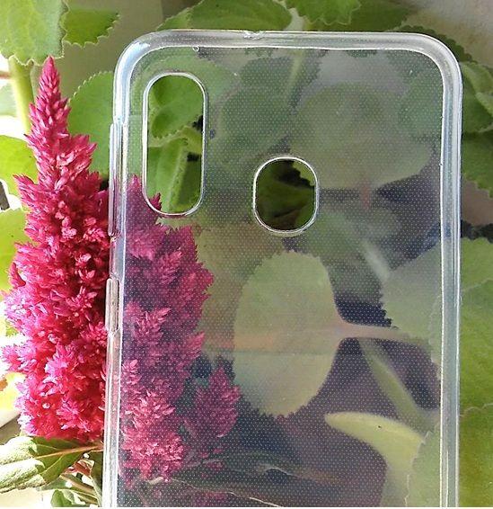 Pouzdro Jelly Case na Samsung A20E - 1,0mm - čiré