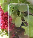 Pouzdro Jelly Case na Samsung A40 - čiré