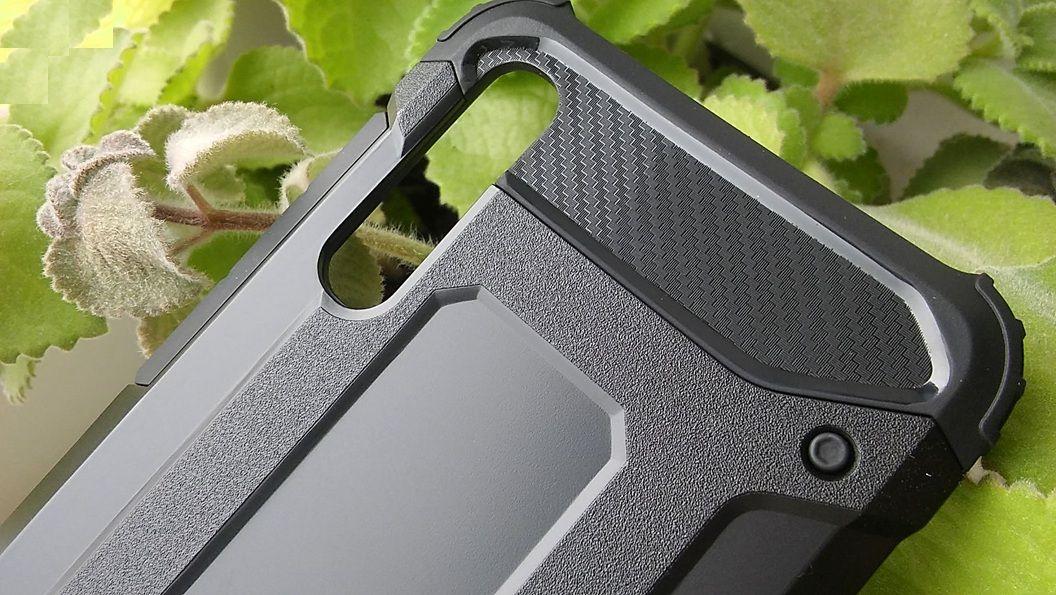 Pouzdro Jelly Case na Samsung A50 A50 - Armor - černé