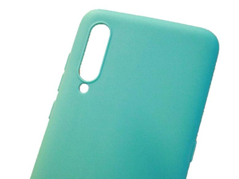 Pouzdro Jelly Case Xiaomi Mi 9 - Matt - barva máty